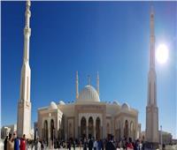 بث مباشر| صلاة الجمعة من مسجد الفتاح العليم بالعاصمة الإدارية