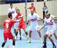 الأهلي والزمالك يلتقيان اليوم في منافسات بطولة دوري اليد