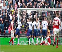 فيديو| أرسنال يفرط في الفوز أمام توتنهام ويكتفي بالتعادل