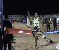 أحمد الجندي يهدي مصر ذهبية بطولة كأس العالم للخماسي الحديث