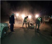 محافظ الإسكندرية يوجه ببدء إصلاح فواصل كوبري أبيس