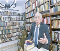 المفكر د. مراد وهبة: «الإرهابية» تغزو عقول الشباب بالأفكار المتطرفة
