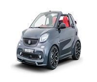 تعرف على مواصفات أصغر سيارة تشارك في معرض جنيف الدولي
