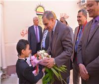 محافظ أسيوط يُكرم المدارس الحاصلة على الجودة والاعتماد