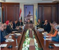 محافظ الإسكندرية يوجه بتشجيع المواطنين بدفع 25% مقابل تقنين أراضيهم