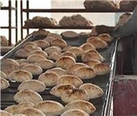 ضبط 63 مخبزًا مخالفًا في 5 مدن بالشرقية