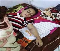 وكيل صحة الإسماعيلية يحرر محضراً للتحقيق في وفاة طفل «السرطان»