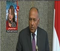 فيديو| هبة البشبيشي: مصر تقوم بدور تاريخي في تهدئة الأوضاع داخل إفريقيا