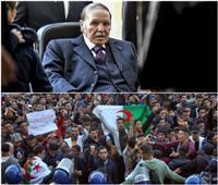يوم الحسم في الجزائر| احتجاجات متواصلة.. وكثافة أمنية أمام المجلس الدستوري