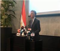 السفير البريطاني: فخور بشراكتنا مع مصر لتمويل دراسة التمكين الاقتصادي للمرأة