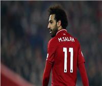 محمد صلاح يزين تشكيل ليفربول في مواجهة إيفرتون