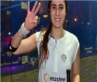 فيديو| نور الشربيني: سعيدة باكتساح المصريين لبطولات العالم