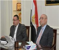 وزير الإسكان يناقش معدلات التنفيذ بمشروع محور المحمودية بالإسكندرية