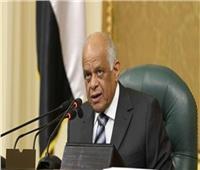 عبدالعال يسلم رئاسة الاتحاد البرلماني العربي إلى رئيس مجلس النواب الأردني