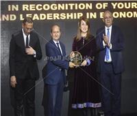 تكريم غادة والي كأكثر الوزراء تأثيراً لعام ٢٠١٨