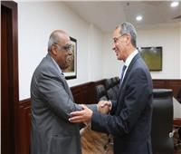 وزير الاتصالات يبحث مع سفير إريتريا التعاون بين البلدين