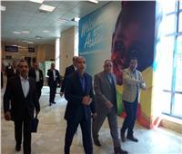 صور| وزير الطيران يتفقد مطار أسوان استعدادًا لملتقى الشباب العربي الأفريقي