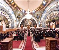 البابا تواضروسيلتقي بكهنة مصر الجديدة