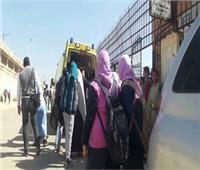 17 حالة اختناق بغاز الكلور في مجمع مدارس السيوف