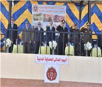 محافظ أسيوط يشهد احتفال «اليوم العالمي للحماية المدنية»