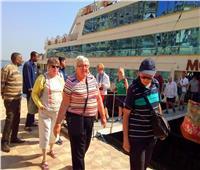 سوهاج تستقبل وفدًا سياحيًا لزيارة منطقة «أبيدوس» الأثرية
