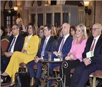 وزيرة الهجرة تشارك في مؤتمر «نساء على خطوط المواجهة 2019» ببيروت