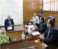 شوشة يبحث تشغيل مشروع «النقل الداخلي» بمحافظة شمال سيناء
