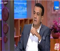 فيديو| أسامة منير ينفعل على مذيعة «TEN» بسبب سؤاله عن خيانته لزوجته