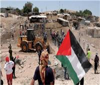 الخان الأحمر.. بادية فلسطينية تحت مقصلة آلة الهدم الإسرائيلية
