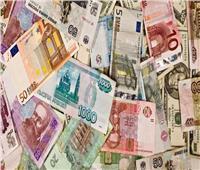 تراجع اليورو والإسترليني أمام الجنيه المصري في بداية التعاملات