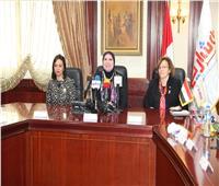 نيفين جامع: جهاز المشروعات أول جهة حكومية تحصل على ختم المساواة في مصر