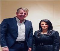 «المشاط» تلتقي رئيس «TUI» العالمية في ثاني أيام بورصة برلين