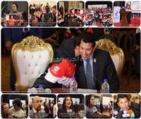 فيديو| تفاصيل استعدادات بعثة مصر للمشاركة بـ«الأولمبياد الخاص أبو ظبي 2019»