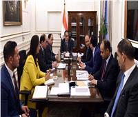 رئيس الوزراء يستعرض مقترح الإستراتيجية الجديدة لتحفيز ومضاعفة الصادرات المصرية