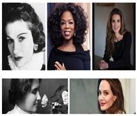 في اليوم العالمي للمرأة .. تعرف على 5 سيدات الأكثر تأثيرًا