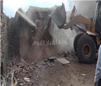محافظة القاهرة : إزالة ٤٠ مبنى لخطورتها بالأحياء