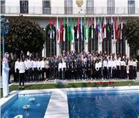 أبناء كورال أطفال مصر يتألقون باحتفالية جامعة الدول العربية| صور