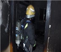 إصابة ٦ مصريين في حريق عقار بالسعودية