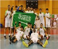 المنتخب السعودي يواصل انتصاراته في البطولة العربية بالقاهرة