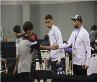 الإمارات تفوز على لبنان في منافسات كرة اليد بالبطولة العربية