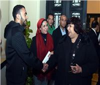 وزير الثقافة تشهد انطلاق نادي السينما في أوبرا الإسكندرية