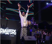 صور| شارموفرز تحتفل بإطلاق «انفصام» في المنارة