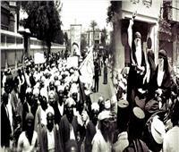 إنفوجراف| ذكرى مرور 100 عام على ثورة 1919