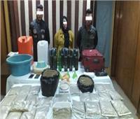 الأمن العام يقود حملات أمنية على تجار وحائزي المواد المخدرة