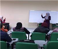 رئيس جامعة القاهرة يطلق مبادرة لدمج الطلاب ذوي الإعاقة السمعية