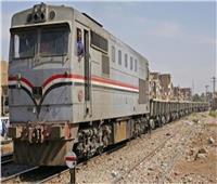 «السكة الحديد» توضح حقيقة نشوب حريق بقطار في أسيوط