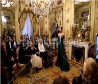 شاهد رد فعل جمهور مهرجان «Spanish arab fashion» بعد عرض هاني البحيري