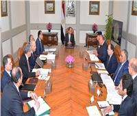 السيسي يجتمع برئيس الحكومة و 9 وزراء لبحث ضبط الأسواق وحماية المستهلك