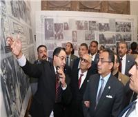 «أبو شقة» يفتتح معرض الصور الوثائقي لثورة 1919