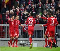 فيديو| بايرن ميونخ يدمر فولفسبورج بسداسية ويخطف صدارة الدوري الألماني